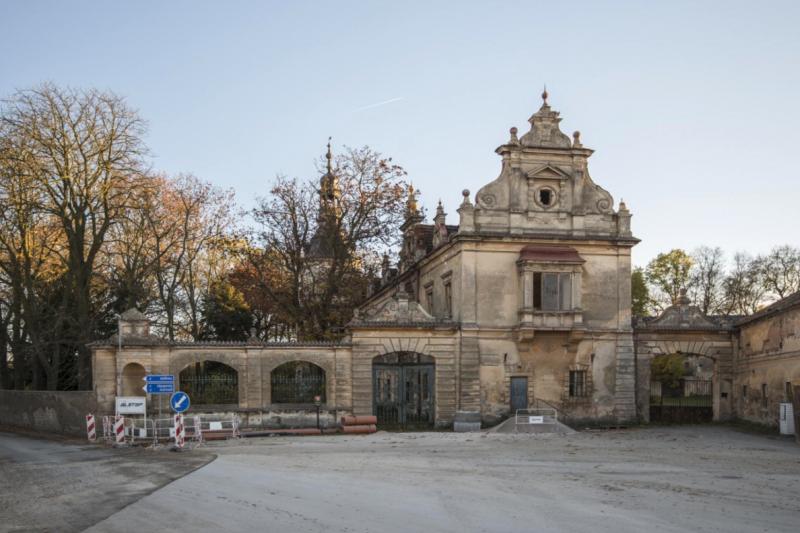 Участок в пригороде Праги