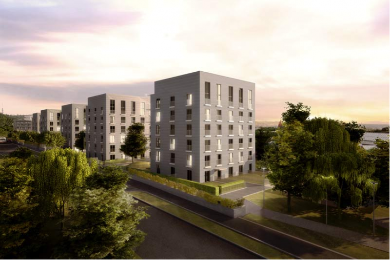 Квартира 2+кк, 40м2, Žižkov
