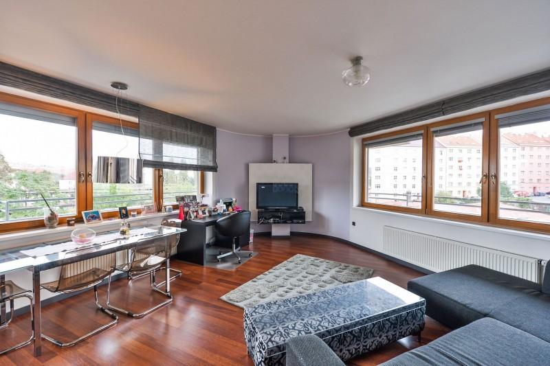 Квартира 2+kk, 63 м2, Nusle