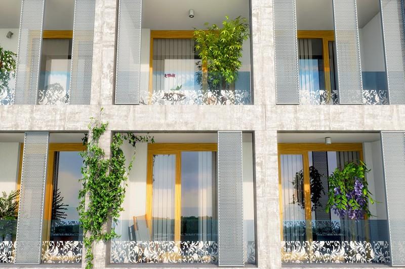 Квартира 1+кк, 29 м2, Anděl