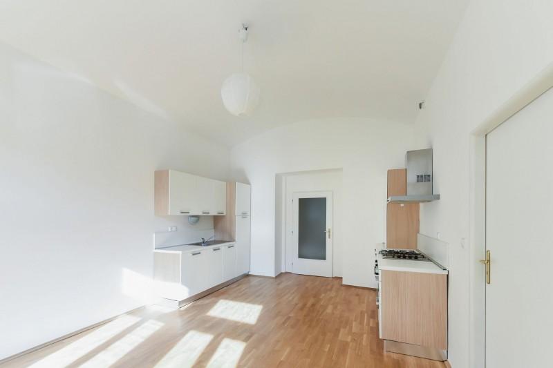 Квартира 2+kk, 59 м2, Nusle
