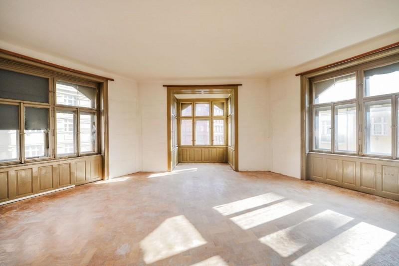 Квартира 3+kk, 82м2, Vinohrady
