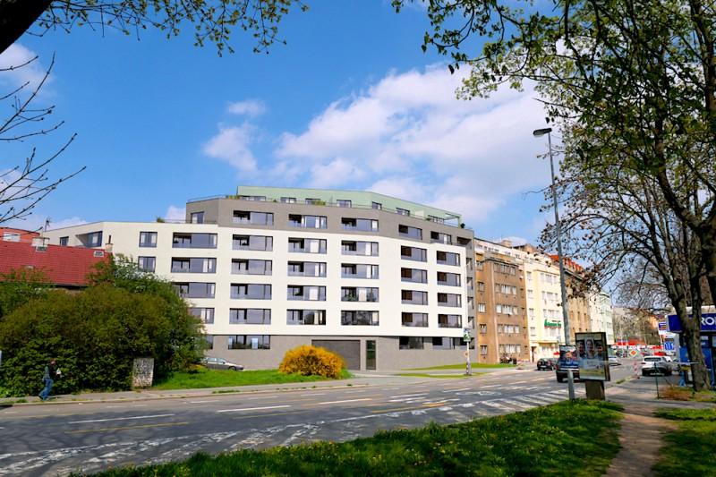 Квартира 3 + kk, 74,7м2, Smíchov