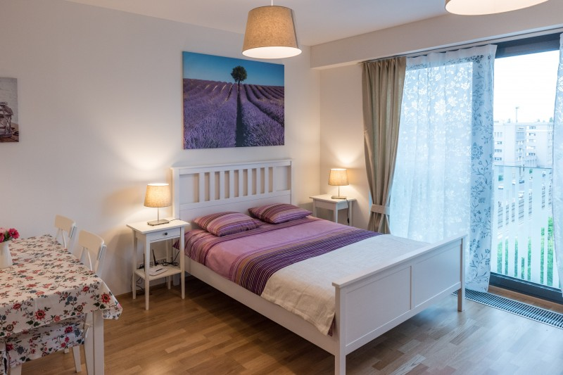 Квартира 1+кк, 36м2, Žižkov