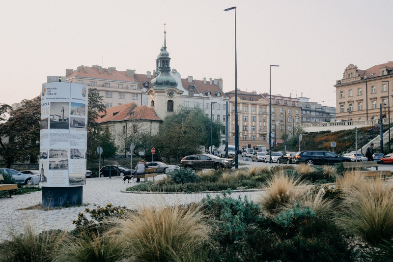 Квартира 2+кк, 47м2, Vršovice